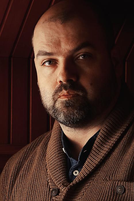 Autoportrait Jérôme