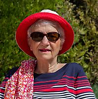 Annie bleu blanc rouge