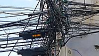 Câblages - La Paz -Guillemette