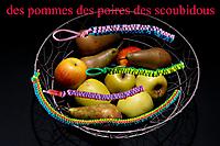 Jean-Des pommes des poires des scoubidous