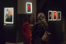 Une expo sur deux étages