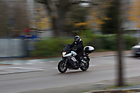 Alain Dumazet flou-moto