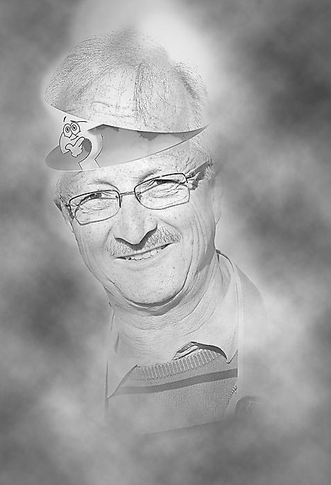 Autoportrait Michel
