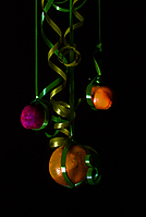 Annie Cherpin - 3 fruits penduss