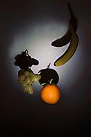 Fruits pendus