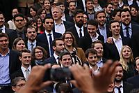 Portrait de foule