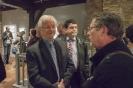 Michel Simonnot et James Labruyere president de l'UR04